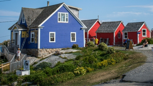 10 points-Vibrant Village Maritime Canada-Mervyn Perera