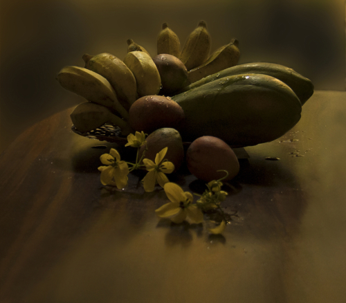 10 points-Fruits and Flowers-Ajitha Edirimanna