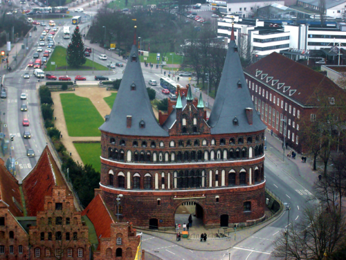 10 points - City Hall Lubeck Germany - Ajithaa Edirimanne
