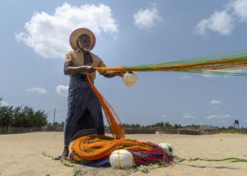 10 points-Sorting Fishing nets-Waznie Neaz