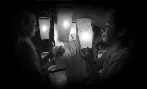 11 points-Lanterns in the night-Ajitha Edirimanna