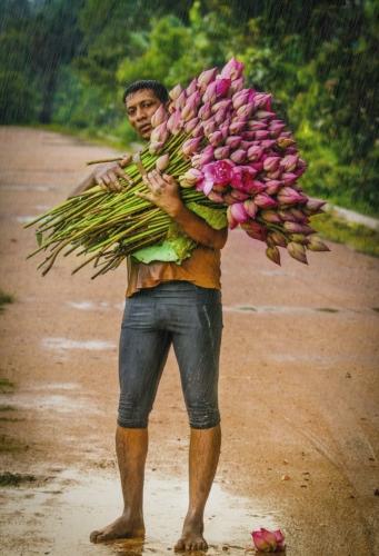 12 points-Flowers-Ajith Hidakaraldeniya