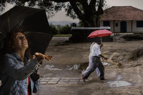 8 points-Rainy Day-R H Samarakone