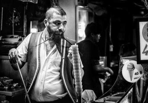 8 points-Turkish beard-Lakshan Senevirathne