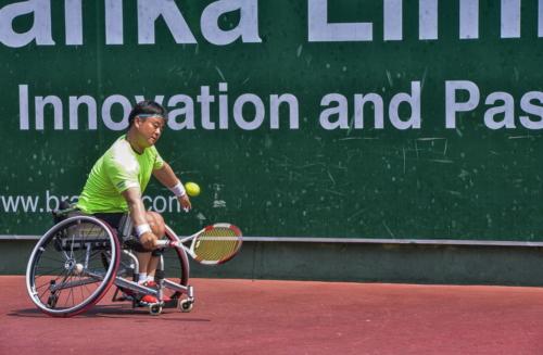 8 points-WheelChairTennis No1-Sukanya Devarajan