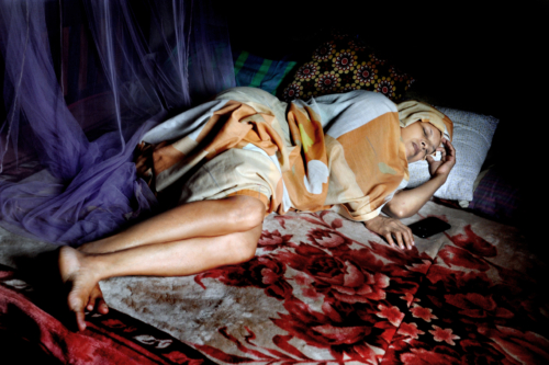 8 points-(''Sleeping'')-Chandana Wickramaarachchi