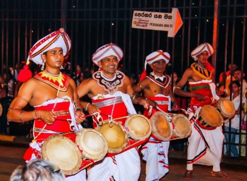 8 points-Drummers-Ajith Hidakaraldeniya