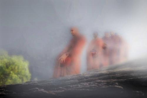 8 points-Through the Mist-Dharmavijaya Senevirathne