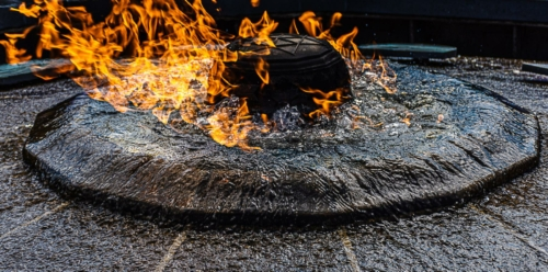 8 points-Everburning Gas Burner-Ottawa Canada-Mervyn Perera