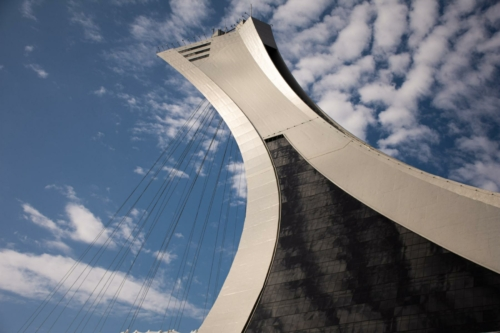 8 points-Olympic Tower Montreal-Mervyn Perera