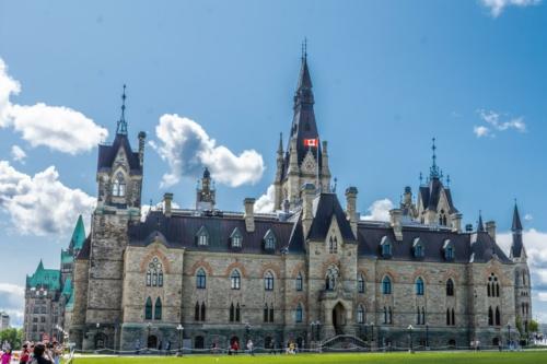 8 points-Parliment of Canada in Ottawa-Mervyn Perera