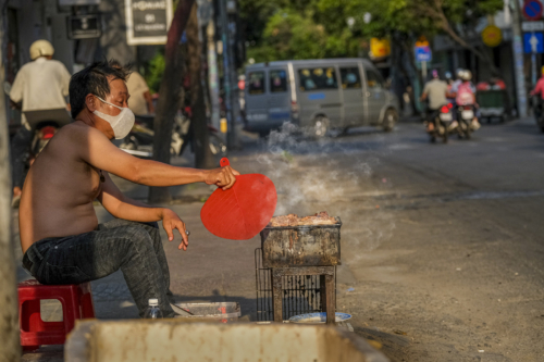 9 points-Street Vendor-R H Samarakone